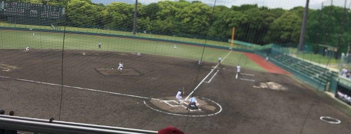 佐藤薬品スタジアム is one of Japan Baseball Studium.
