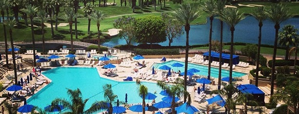 JW Marriott Desert Springs Resort & Spa is one of Hotels and Resorts.