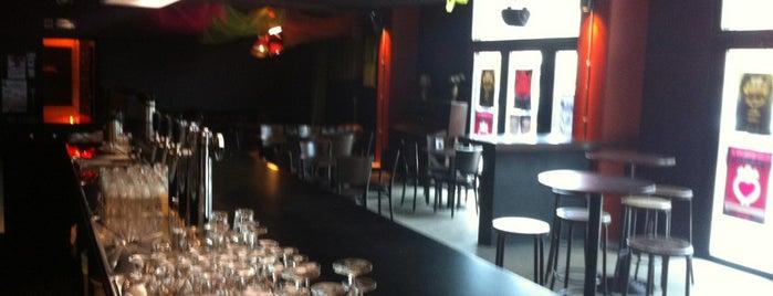 Bars in Ypres