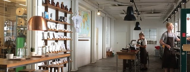 The Coffee Collective is one of Kodaň!.
