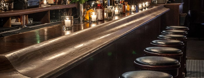 Ward III is one of My Definitive NYC Bar List.