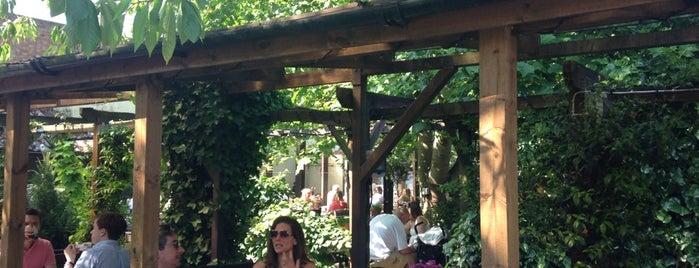 The Spaniards Inn is one of London's Best Beer Gardens.