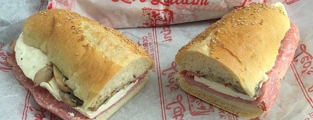Leo's Latticini is one of food.