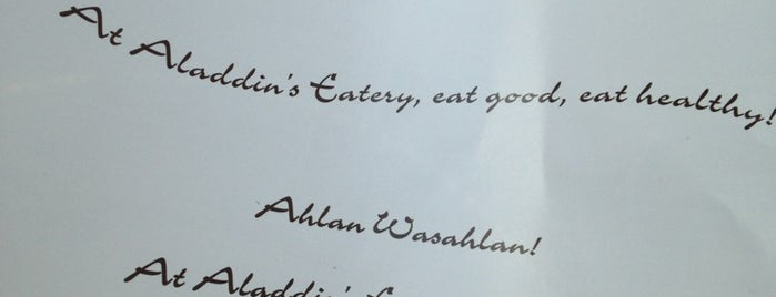 Aladdin's Eatery is one of CLEVELAND.