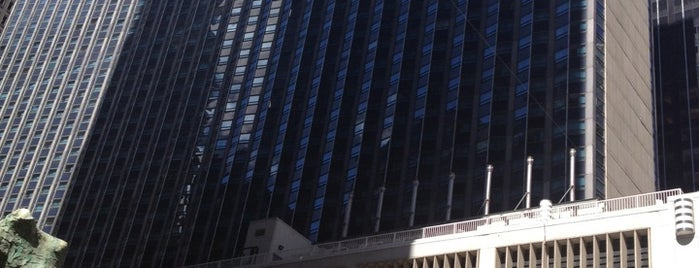 New York Hilton Midtown is one of Hotels Round The World.