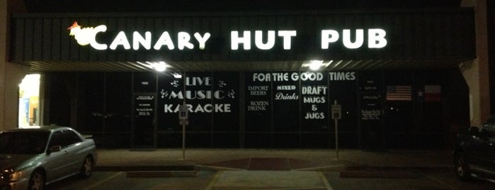 The Canary Hut is one of Must-visit Nightlife Spots in Austin.