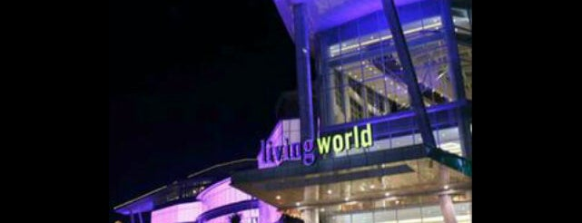 Living World is one of MY SWEET HOME.