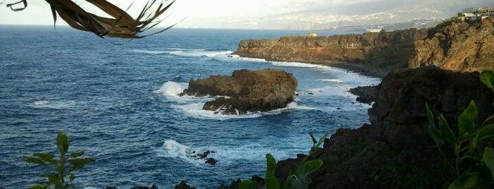 San Juan De La Rambla is one of Islas Canarias: Tenerife.