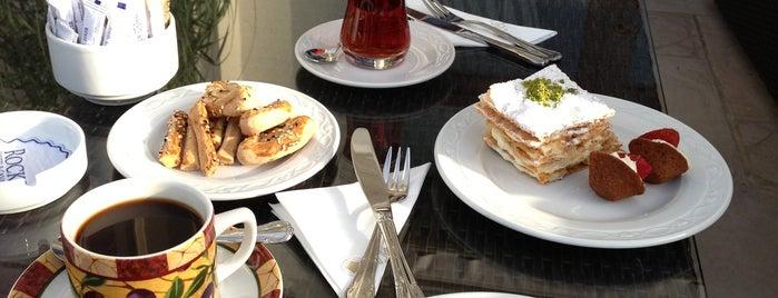 Cafe Rocks is one of Kibris.
