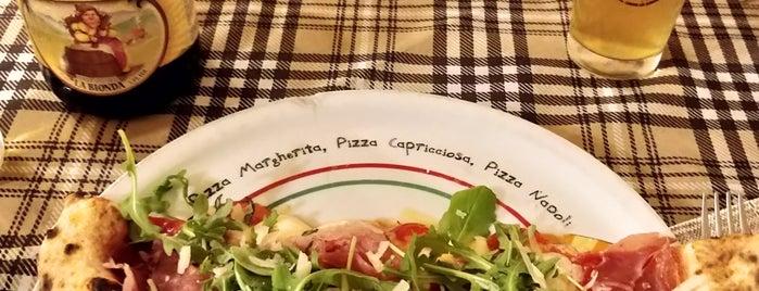 La Gravina Ristorante - Pizzeria is one of Milano food.