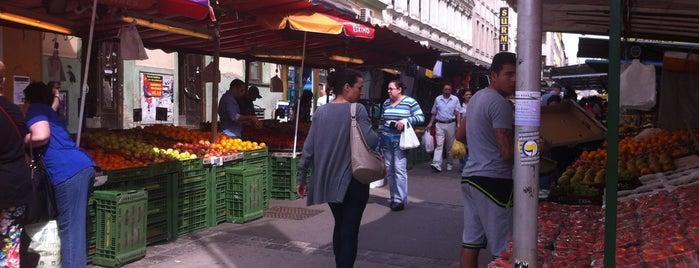 Brunnenmarkt is one of Vienna, Austria.