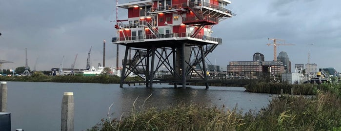 REM Eiland is one of Amsterdam to do!.