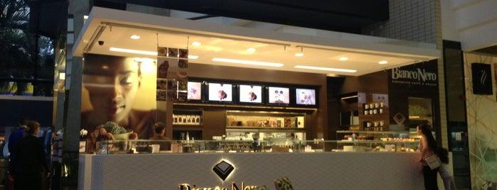 Bianco Nero Cioccolato Caffè & Gelato is one of Lugares que já dei checkin.