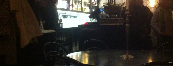 La Dame Noire is one of Stockholm Misc.