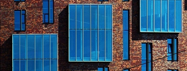 Hogeschool Inholland is one of Amsterdam Architectural.