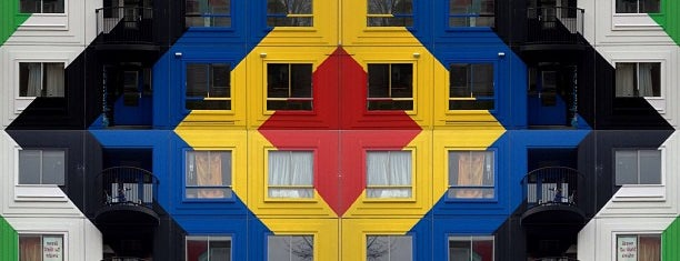 Heesterveld Creative Community is one of Amsterdam Architectural.