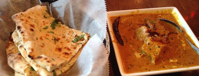 Ruchi Indian Cuisine is one of The New Yorkers: Tribeca-Battery Park City.