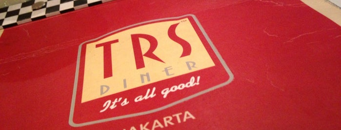TRS Diner is one of Greasy Spoon Badge.