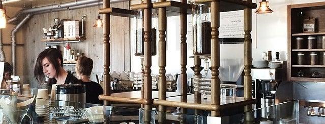 Lofty Bean Coffee Bar is one of ESSDEE.