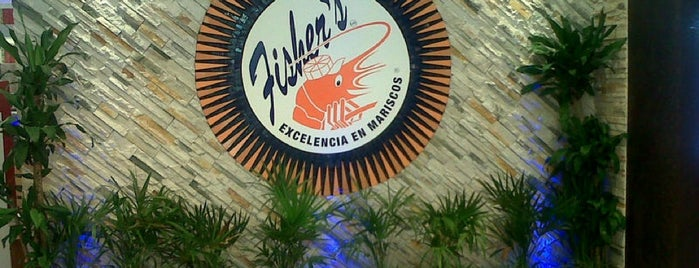 Fisher's Veracruz is one of Restaurantes.