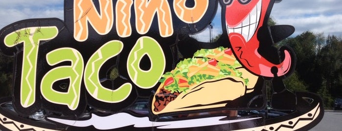 Nino Taco is one of JODY & MY PLACES Owings Mills, & BALTIMORE,MD.