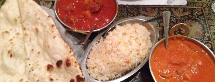 Royal India is one of 20 favorite restaurants.