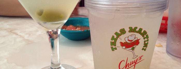 Chuy's is one of Foodies.