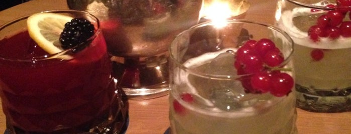The Punch Room is one of LDN - Drink.