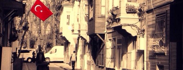Şehsuvar Bey is one of İstanbul | Fatih İlçesi Mahalleleri.