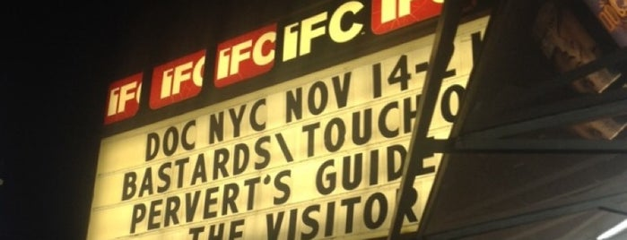 IFC Center is one of New York City.