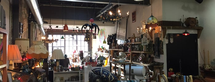 Jinxed On Frankford is one of The 15 Best Thrift Stores and Vintage Shops in Philadelphia.