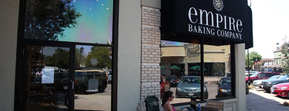Empire Baking Company is one of Dallas.