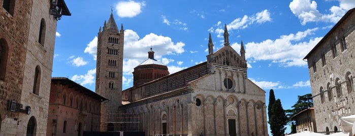 Massa Marittima is one of #invasionidigitali 2013.
