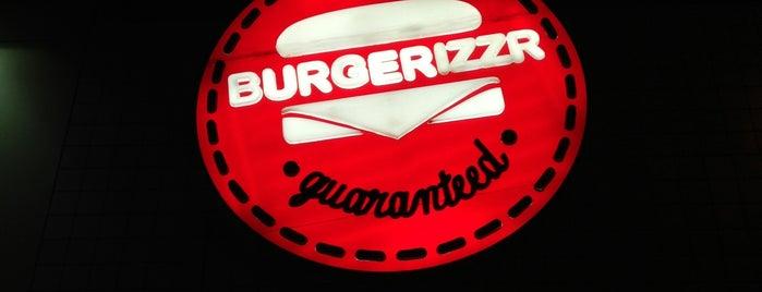 Burgerizzr is one of Restaurants in Riyadh.