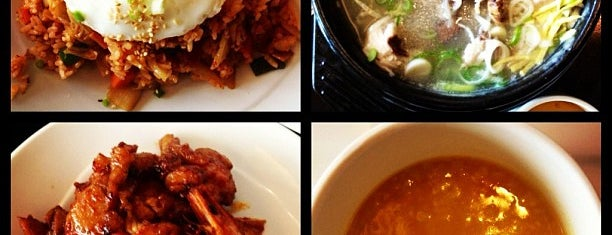 Nolboo Hangari Galbi is one of Food.