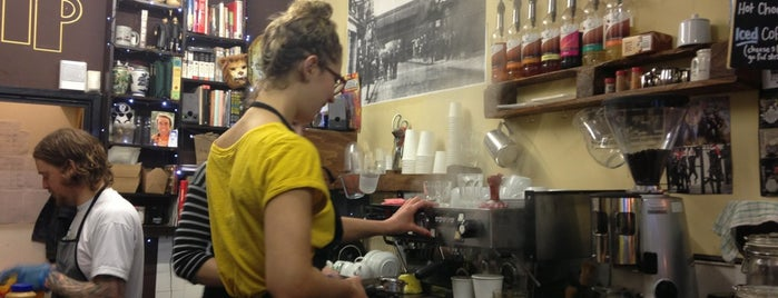 The Waiting Room is one of Specialty Coffee Shops Part 2 (London).