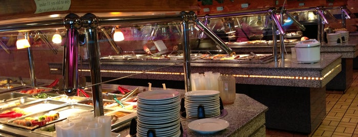 Hong Kong King Buffet is one of Been there / &0r Go there.