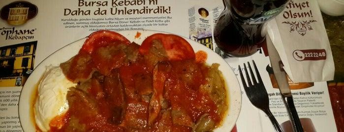 Tophane Kebapçısı is one of Gidilecekler.