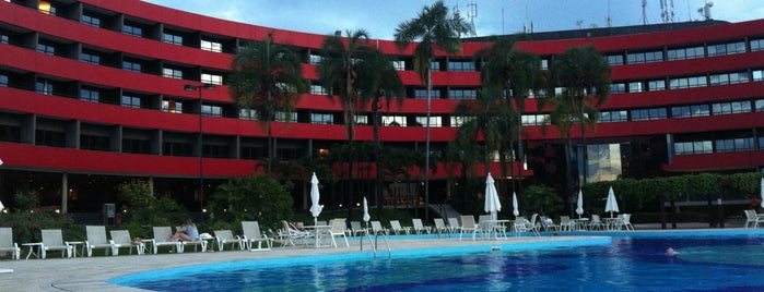 Royal Tulip Brasília Alvorada is one of Hotéis.