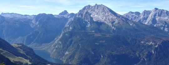 Kehlsteinhaus (Eagle's Nest) is one of Dream Destinations.