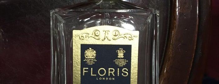 Floris is one of London.