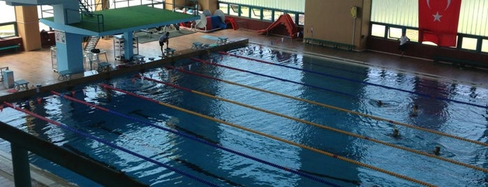 NEU Swimming Pool is one of Kıbrıs.
