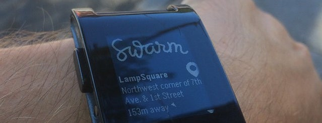 LampSquare is one of Places.