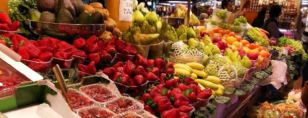 Mercat de Sant Josep - La Boqueria is one of Spain 2016.