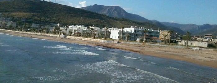 Aydıncık Plajı is one of Aydıncık / Mersin.