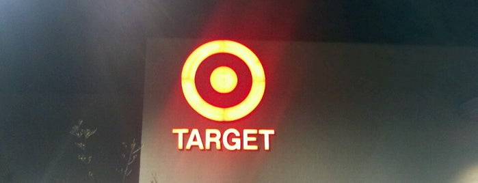 Target is one of 20 favorite restaurants.