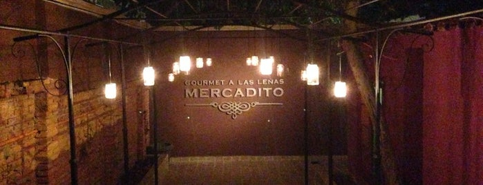 El Mercadito is one of Lugares Chic.