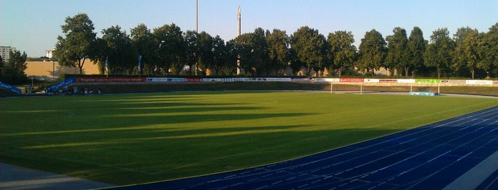 Stadion Lichterfelde is one of Top picks for Other Great Outdoors.