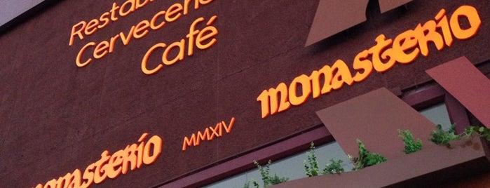 El Monasterio is one of Sitios por ir.