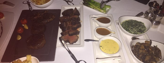 Marco Pierre White Steakhouse & Grill is one of abu dhabi $$$$.
